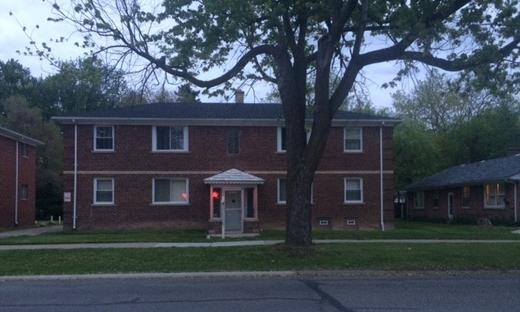 19162 Beech Daly #4; Redford Township, MI 48240: Nice Upper 2 Bedroom Apartment in Redford