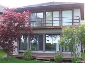 22641 Lakeland Street, St. Clair Shores, MI  48081: Stunning Lake St. Clair Views